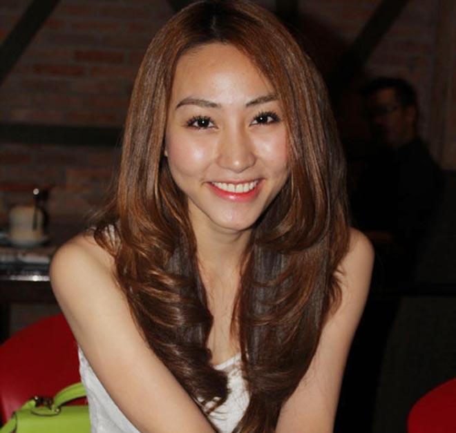 Minh Hằng, hot girl Kelly và những mỹ nhân Việt từng lộ cằm méo lệch - 12