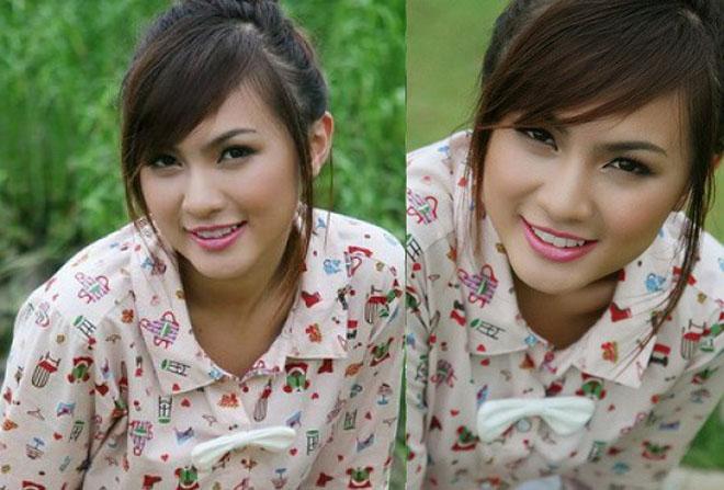 Minh Hằng, hot girl Kelly và những mỹ nhân Việt từng lộ cằm méo lệch - 10