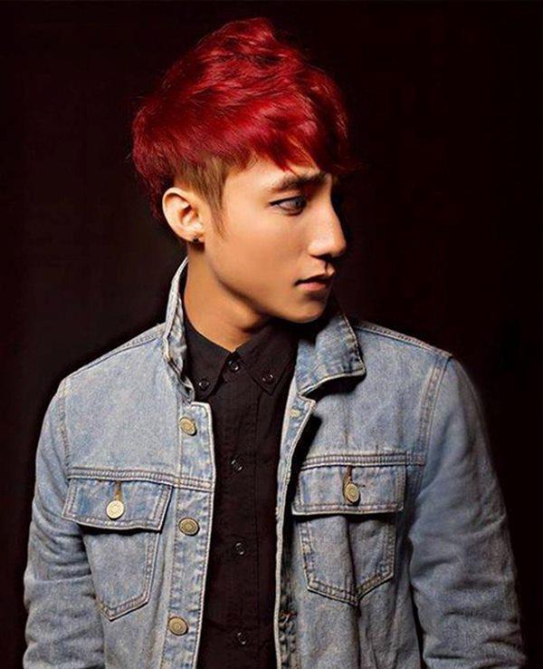 Tóc đỏ của Sơn Tùng MTP và tình tin đồn Trấn Thành: Ai chất chơi hơn? - 3