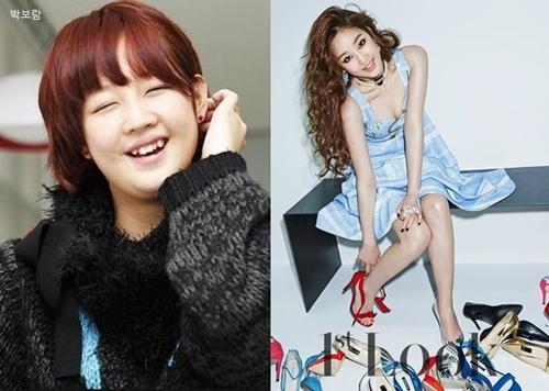 """9 người đẹp Hàn """"lột xác"""" ngoạn mục nhờ giảm cân - 2"""
