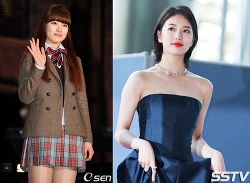 """9 người đẹp Hàn """"lột xác"""" ngoạn mục nhờ giảm cân - 6"""