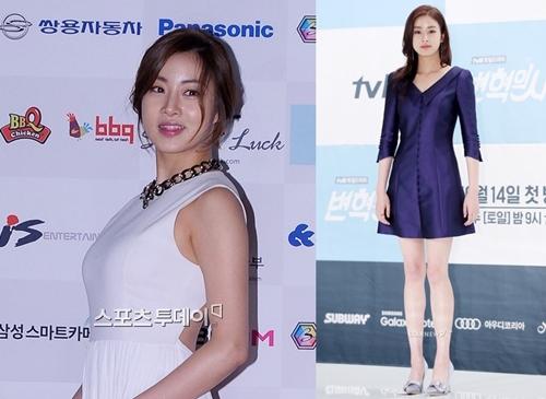 """9 người đẹp Hàn """"lột xác"""" ngoạn mục nhờ giảm cân - 5"""