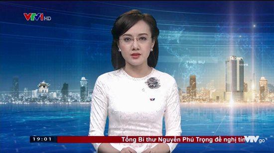 BTV Hoài Anh VTV khiến người hâm mộ bối rối vì để tóc nào cũng đẹp - 3