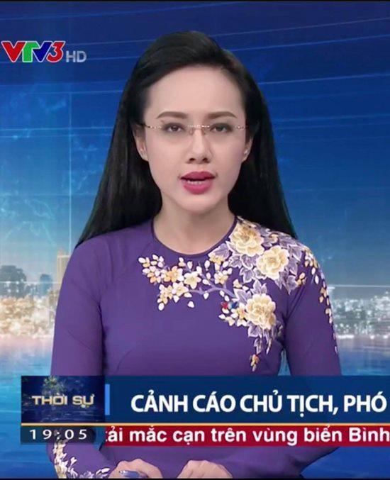 BTV Hoài Anh VTV khiến người hâm mộ bối rối vì để tóc nào cũng đẹp - 6