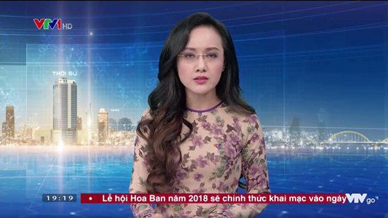 BTV Hoài Anh VTV khiến người hâm mộ bối rối vì để tóc nào cũng đẹp - 7