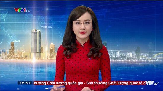BTV Hoài Anh VTV khiến người hâm mộ bối rối vì để tóc nào cũng đẹp - 4