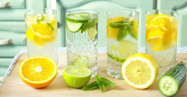 Mỡ bụng tiêu trong 30 ngày nhờ uống loại nước giá 3 ngàn đồng - 4