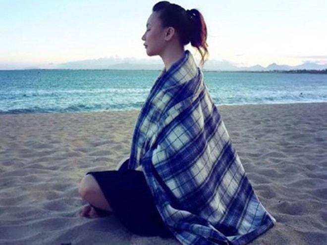 Sau 10 năm nói không với thịt, Hồ Quỳnh Hương trẻ đẹp ở tuổi U40 - 3