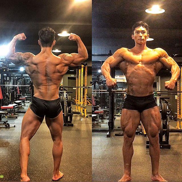 Choáng ngợp trước thân hình nam thần của ông bố trẻ Hàn Quốc - 7