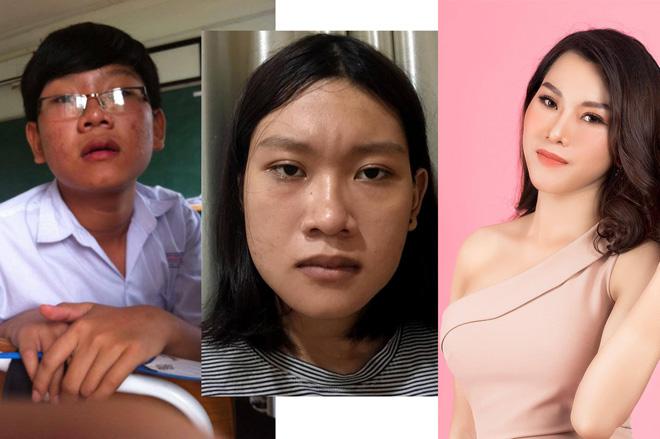 """Cậu bé Sài Gòn đen nhẻm """"dậy thì"""" thành cô gái đẹp được nhiều chàng theo đuổi - 3"""