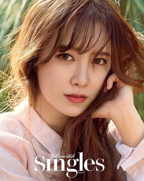 """Bí mật làn da ma cà rồng của nàng """"Cỏ"""" Goo Hye Sun - 7"""