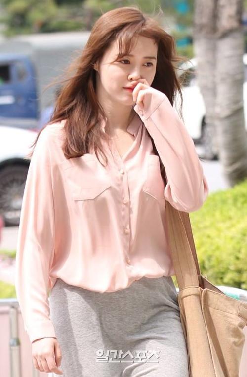 """Bí mật làn da ma cà rồng của nàng """"Cỏ"""" Goo Hye Sun - 13"""