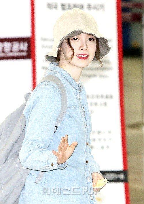 """Bí mật làn da ma cà rồng của nàng """"Cỏ"""" Goo Hye Sun - 10"""