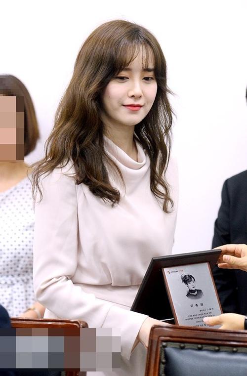 """Bí mật làn da ma cà rồng của nàng """"Cỏ"""" Goo Hye Sun - 11"""