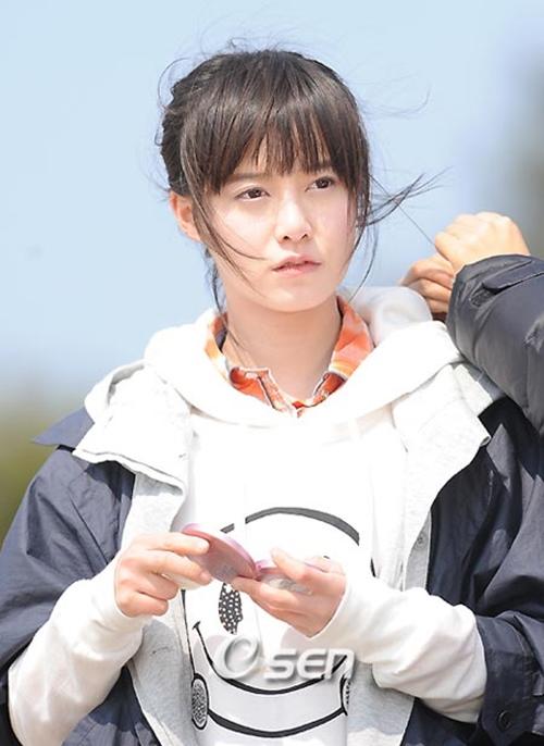 """Bí mật làn da ma cà rồng của nàng """"Cỏ"""" Goo Hye Sun - 3"""
