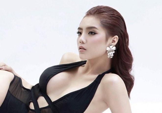 Hot girl Lâm Á Hân nóng bỏng hơn khi tái xuất tại The Face - 12