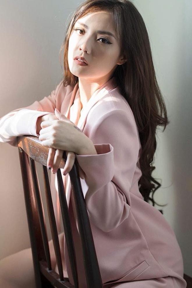 Hot girl Lâm Á Hân nóng bỏng hơn khi tái xuất tại The Face - 8
