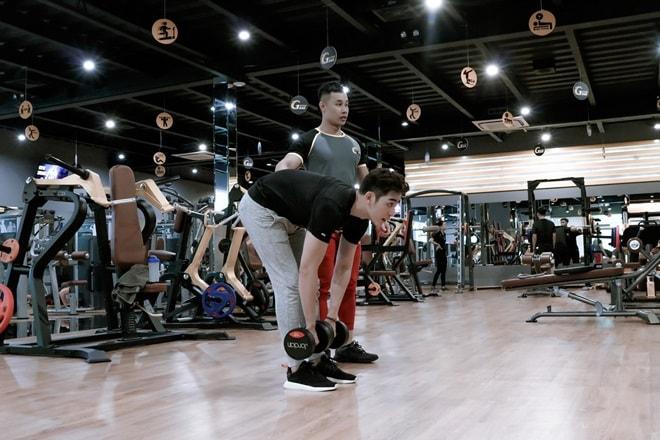 """Một tháng """"ăn ngủ"""" trong phòng gym để có thân hình nam vương như Minh Trung - 22"""