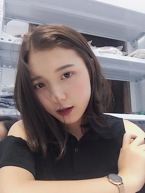 Vẻ đẹp tuổi trăng tròn trong ngần của nữ MC mới của đài VTV - 9