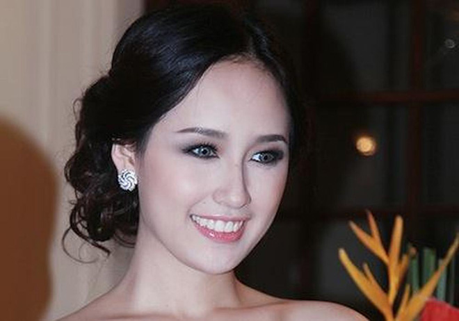 Sao Việt có ánh nhìn kỳ quặc vì đeo kính áp tròng - 2