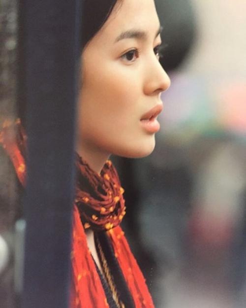 Những sống mũi tự nhiên đáng ghen tị nhất làng giải trí xứ kim chi - 11