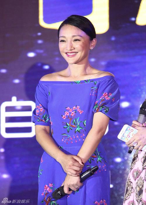 """Bí quyết làm đẹp của """"nữ hoàng không tuổi"""" Châu Tấn - 7"""