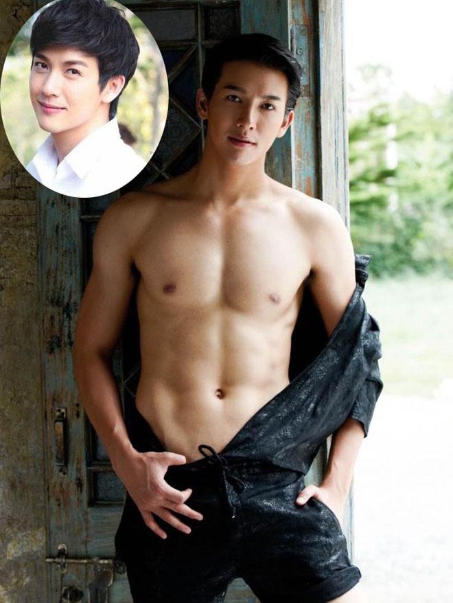 """7 mỹ nam có cơ bắp """"khủng"""" ở Thái Lan khiến chị em ngất ngây - 9"""