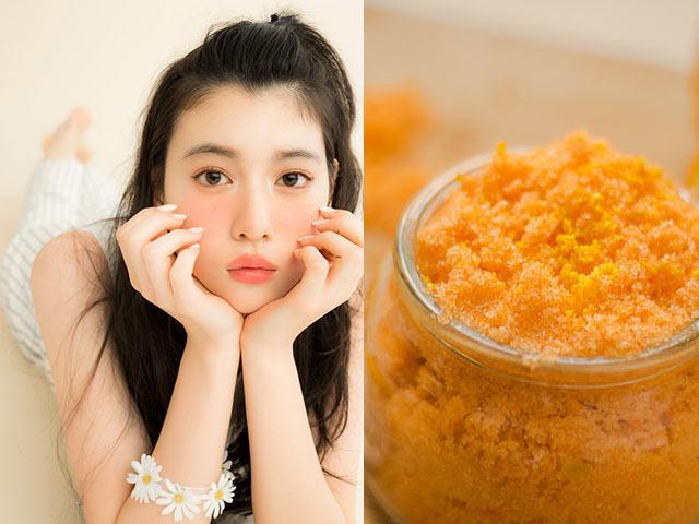 Đừng vứt bỏ vỏ cam, hãy dùng nó để răng trắng, da hết mụn - 3
