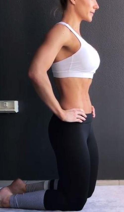Bài tập giảm mỡ nhàn tênh cho người béo bụng và siêu lười - 4