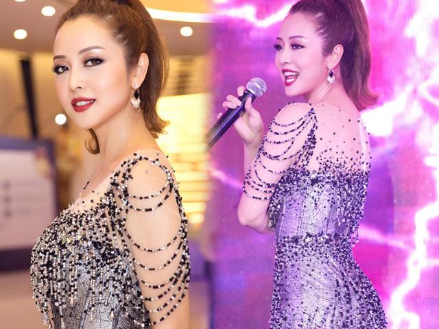 Đã 3 con nhưng Hoa hậu Jennifer Phạm cứ đẹp gợi cảm nhờ đâu?