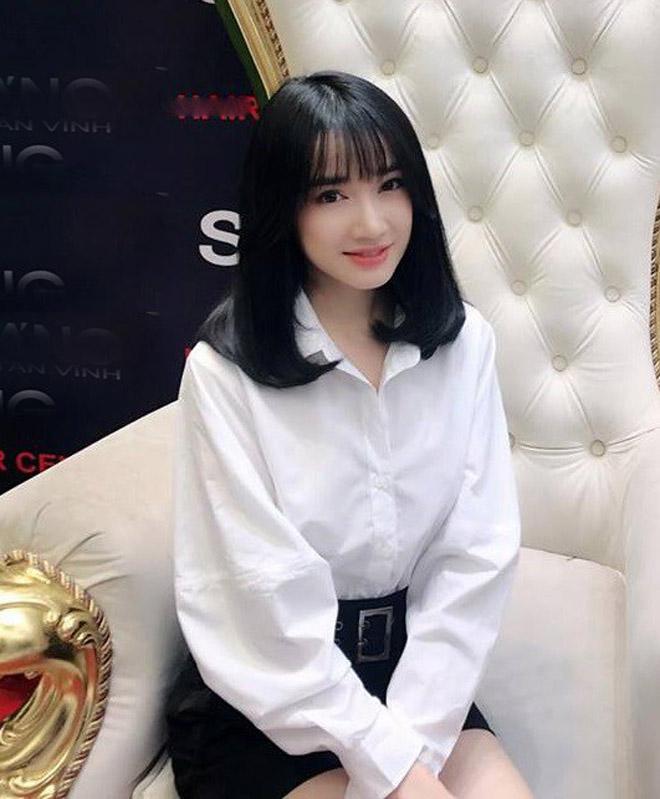 Nhã Phương để tóc sao y bản chính Song Hye Kyo trong Hậu duệ mặt trời - 2