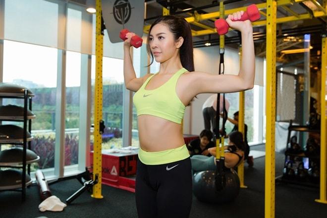 Chi tiết bài tập để có thân hình búp bê của cô gái An Giang gây sốt ở The Face - 15