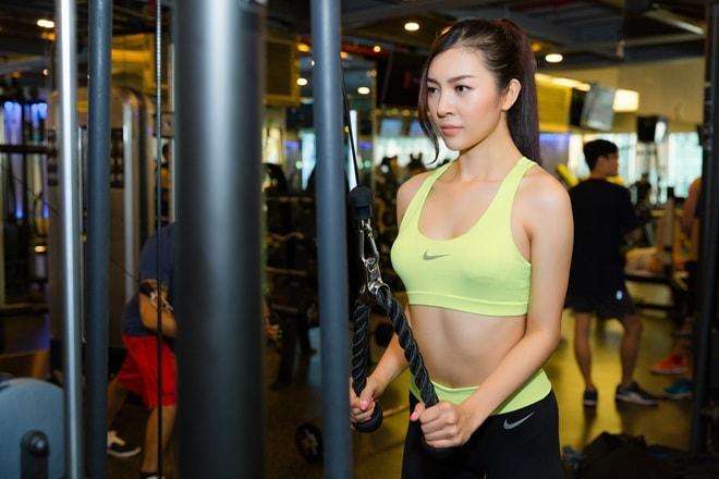 Chi tiết bài tập để có thân hình búp bê của cô gái An Giang gây sốt ở The Face - 11
