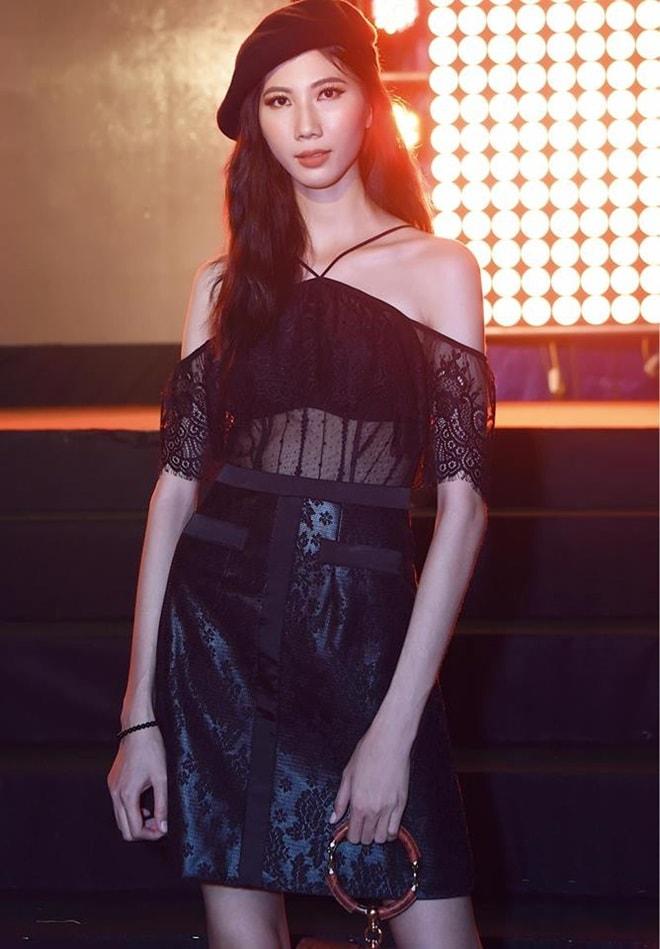"""Quá trình tăng cân """"kinh hoàng"""" của người mẫu siêu gầy Cao Ngân - 2"""