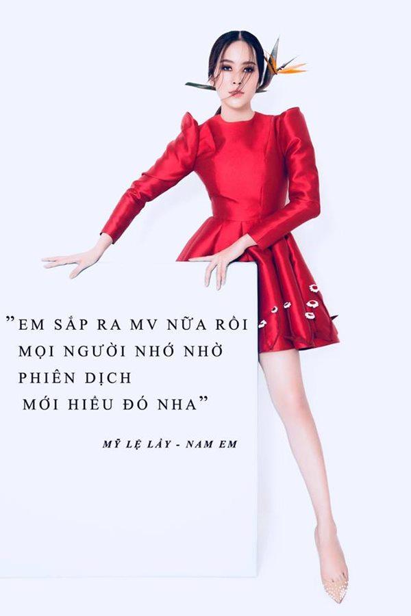 """Lý do Nam Em được fan gọi là """"Tiểu long nữ"""" - 4"""