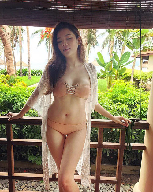 """Hoa hậu Phan Hoàng Thu """"suy sụp cực độ"""" vì bị hội buôn chuyện facebook chê béo - 4"""