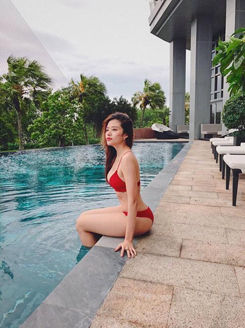 """Hoa hậu Phan Hoàng Thu """"suy sụp cực độ"""" vì bị hội buôn chuyện facebook chê béo - 5"""