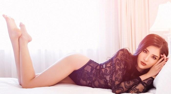 """Hoa hậu Phan Hoàng Thu """"suy sụp cực độ"""" vì bị hội buôn chuyện facebook chê béo - 10"""