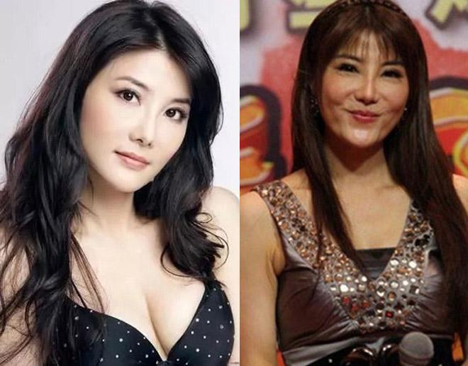 """Nữ hiệp màn ảnh Đài Loan bị dè bỉu """"già còn phẫu thuật đến hỏng mặt"""" - 6"""