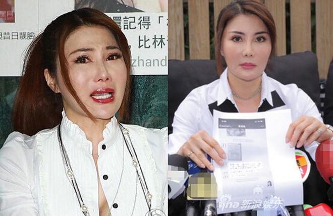 """Nữ hiệp màn ảnh Đài Loan bị dè bỉu """"già còn phẫu thuật đến hỏng mặt"""" - 4"""