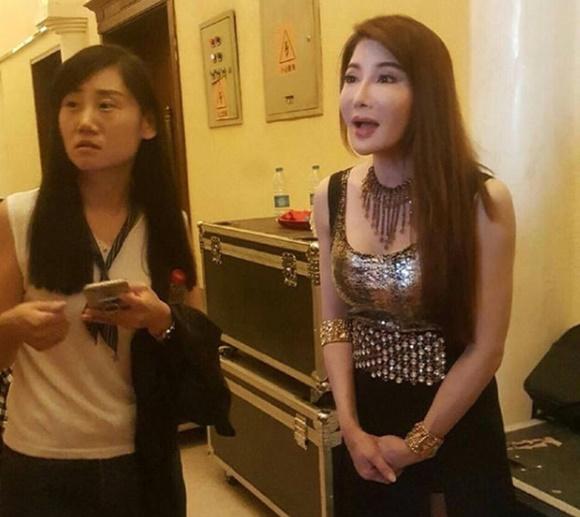 """Nữ hiệp màn ảnh Đài Loan bị dè bỉu """"già còn phẫu thuật đến hỏng mặt"""" - 5"""