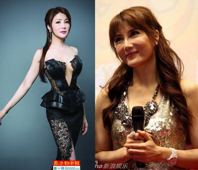 """Nữ hiệp màn ảnh Đài Loan bị dè bỉu """"già còn phẫu thuật đến hỏng mặt"""" - 9"""