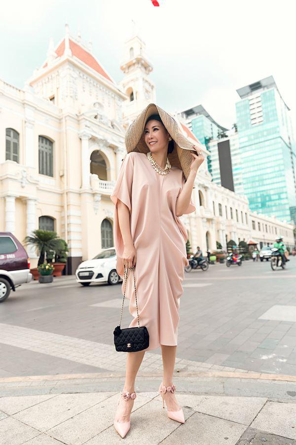 Hoa hậu Hà Kiều Anh thon gọn bất ngờ khi ép cân thành công - 4