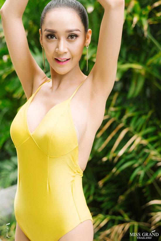 Phần thưởng khủng dành cho hoa hậu Thái Lan có... vùng nách đẹp nhất - 5