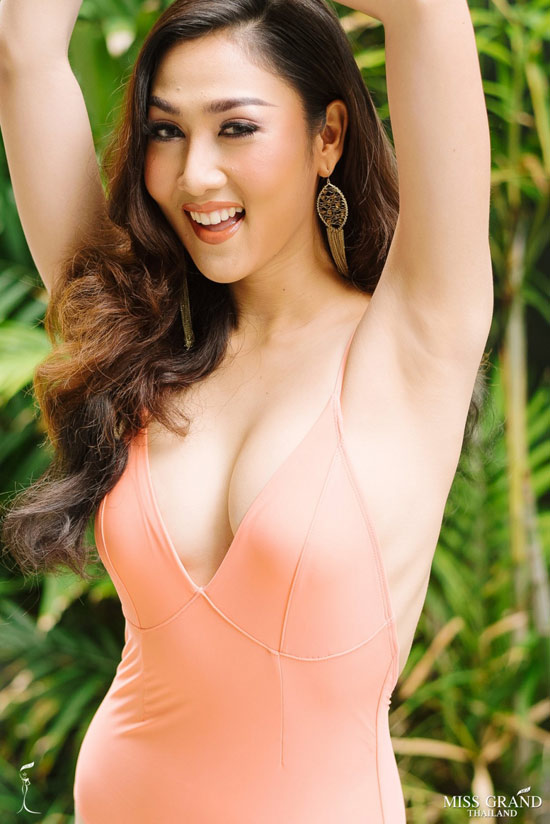 Phần thưởng khủng dành cho hoa hậu Thái Lan có... vùng nách đẹp nhất - 4