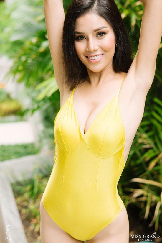 Phần thưởng khủng dành cho hoa hậu Thái Lan có... vùng nách đẹp nhất - 6
