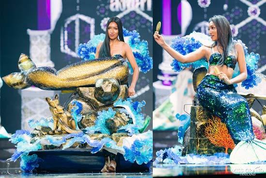 Phần thưởng khủng dành cho hoa hậu Thái Lan có... vùng nách đẹp nhất - 10