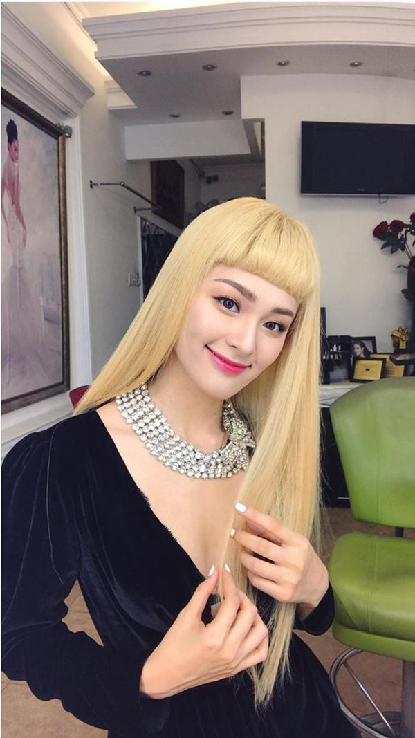 """Tình cũ Cường Đô La để tóc như """"ụ rơm"""", fan chê giống búp bê hư - 2"""