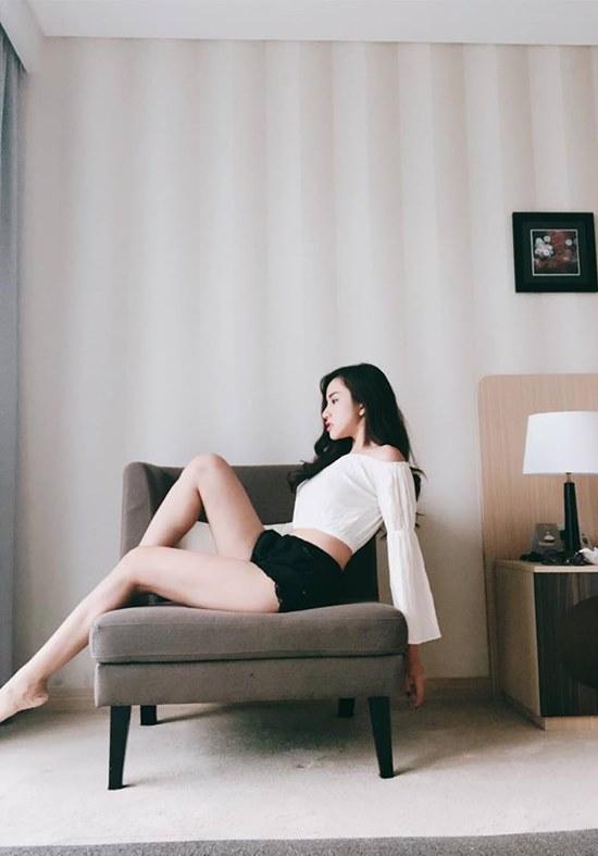 """Thuốc tiên giảm cân từ nguyên liệu dễ kiếm của nàng """"thiên nga The Face Việt"""" - 5"""