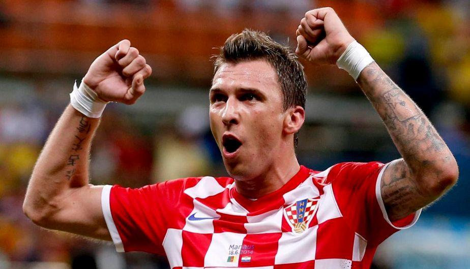 """Trước CK World Cup, ngắm hình xăm """"độc"""" của cầu thủ Pháp, Croatia - 8"""